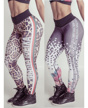 LEGGINGS DOUBLE FACE MARIA GUEIXA
