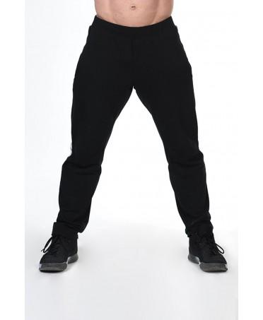 PANTS SUIT MENS BLACK FOG
