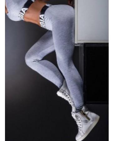 NEBBIA Leggings LIGHT-GREY APPLE
