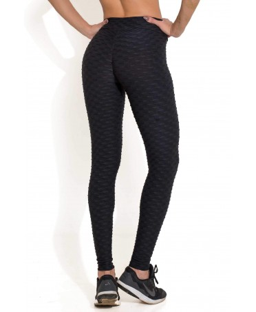 LEGGINGS PUSH UP NERO...