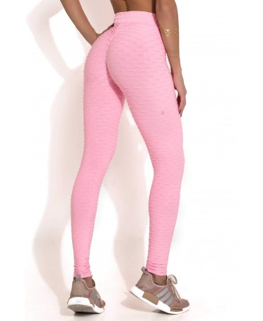 LEGGINGS PUSH UP ROSA...