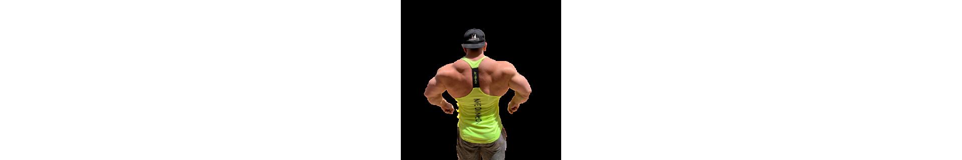sports clothing man