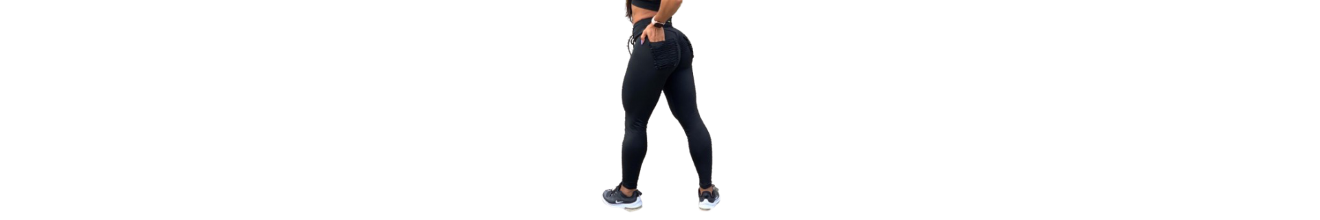 Solid leggings: printed or logged-in on the basis of a single color