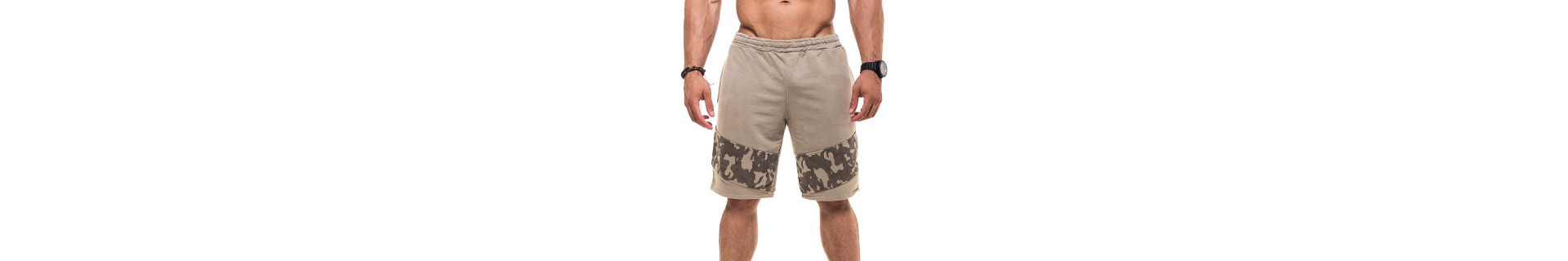 Men Khakis and shorts