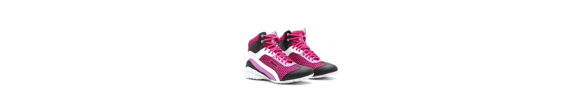 scarpe sportive e scarpe per la palestra per uomo e donna.