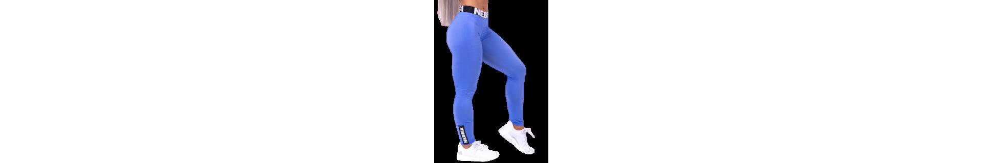 leggings a vita bassa sportivi per la palestra e il fitness