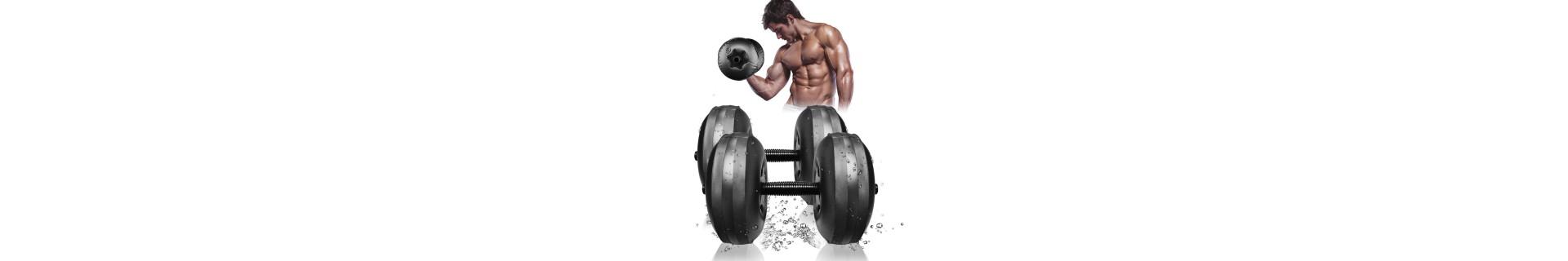manubri componibili  elastici da allenamento, elastici fitness